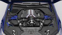 FH4 BMW M5 18 Engine