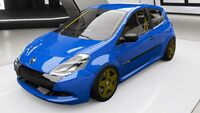 FH4 Renault Clio R.S. Forza Edition front