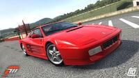 FM3 Ferrari 512 TR Front