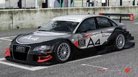 FM4 Audi A4 Touring Car