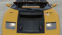FM7 Lamborghini Diablo GTR Trunk