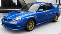 FH4 Subaru WRX 05 Front