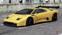 FM4 Lamborghini Diablo GTR