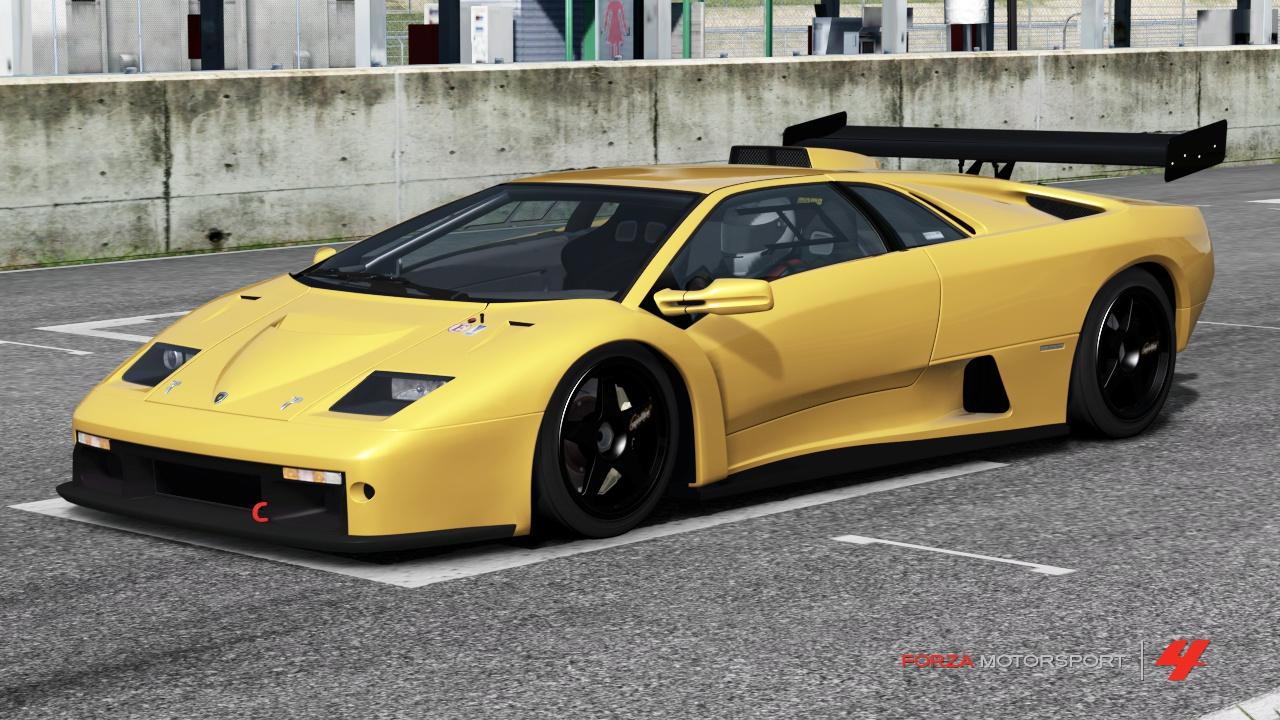 Lamborghini Diablo GTR   Forza Motorsport Wiki   FANDOM powered by Wikia