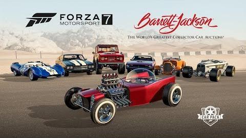 Forza Motorsport 7 -- Barrett-Jackson Car Pack