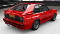FH4 Audi Sport quattro Rear