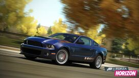 FH Shelby 1000 Promo