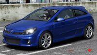 FM4 Vauxhall Astra VXR
