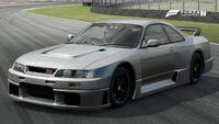 FM7 Nissan GTR 95 Front2
