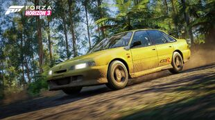 HSV GTSR in Forza Horizon 3