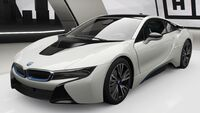 FH4 BMW i8 Front