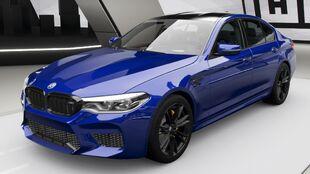 BMW M5 in Forza Horizon 4