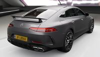 FH4 M-B AMG GT 4-Door Rear