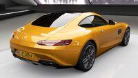 FH4 M-B AMG GT S Rear