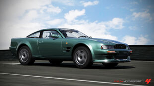 Aston Martin V8 Vantage V600 in Forza Motorsport 4