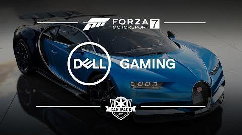 2018 Bugatti Chiron -- Now in Forza Motorsport 7!