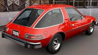 FH3 AMC Pacer Rear