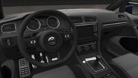 FH4 VW Golf 14 Interior
