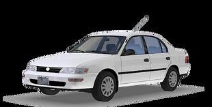 Toyota Corolla DX in Forza Horizon