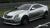 FM7 Cadillac CTS-V 11 Front