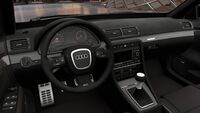 FH3 Audi RS 4 06 Interior