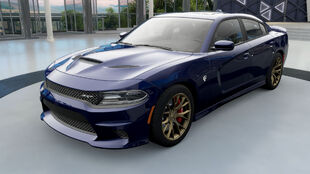 Dodge Charger SRT Hellcat in Forza Horizon 3