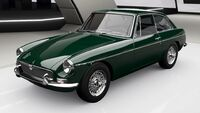 FH4 MG MGB Front