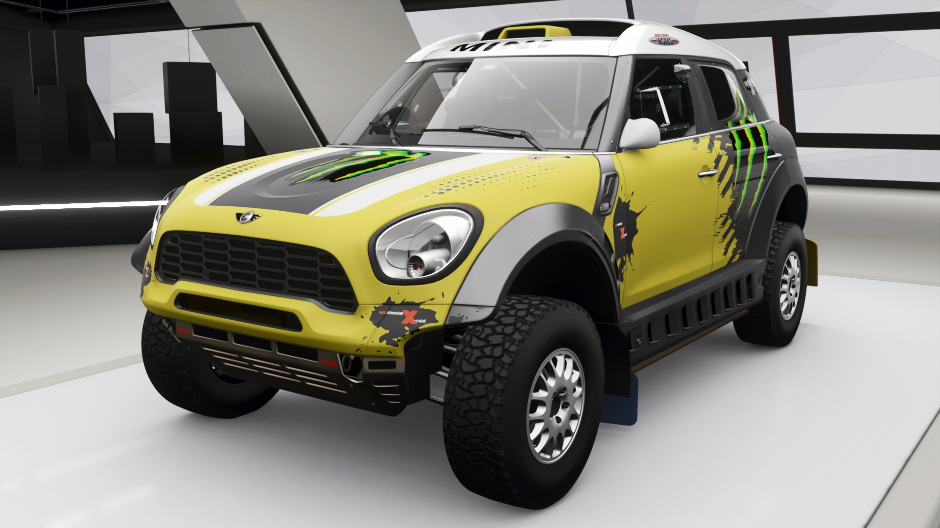 Mini X Raid All4 Racing Countryman Forza Motorsport Wiki Fandom