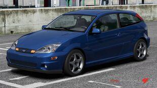Ford Focus SVT in Forza Horizon