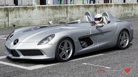 FM4 Mercedes SLR 09