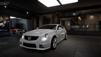 FS Caddy CTS-V 11 Front