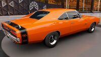 FH3 Dodge Charger 69 Rear