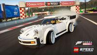 FH4 Lego Porsche 911 74 Front Promo