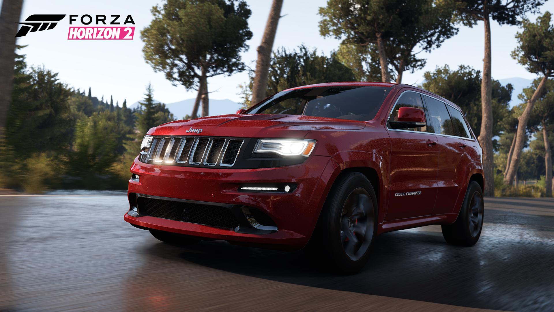 Jeep Grand Cherokee SRT Forza Motorsport Wiki