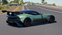 FH3 Aston Vulcan Rear