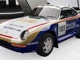 Porsche 185 959 Prodrive Rally Raid