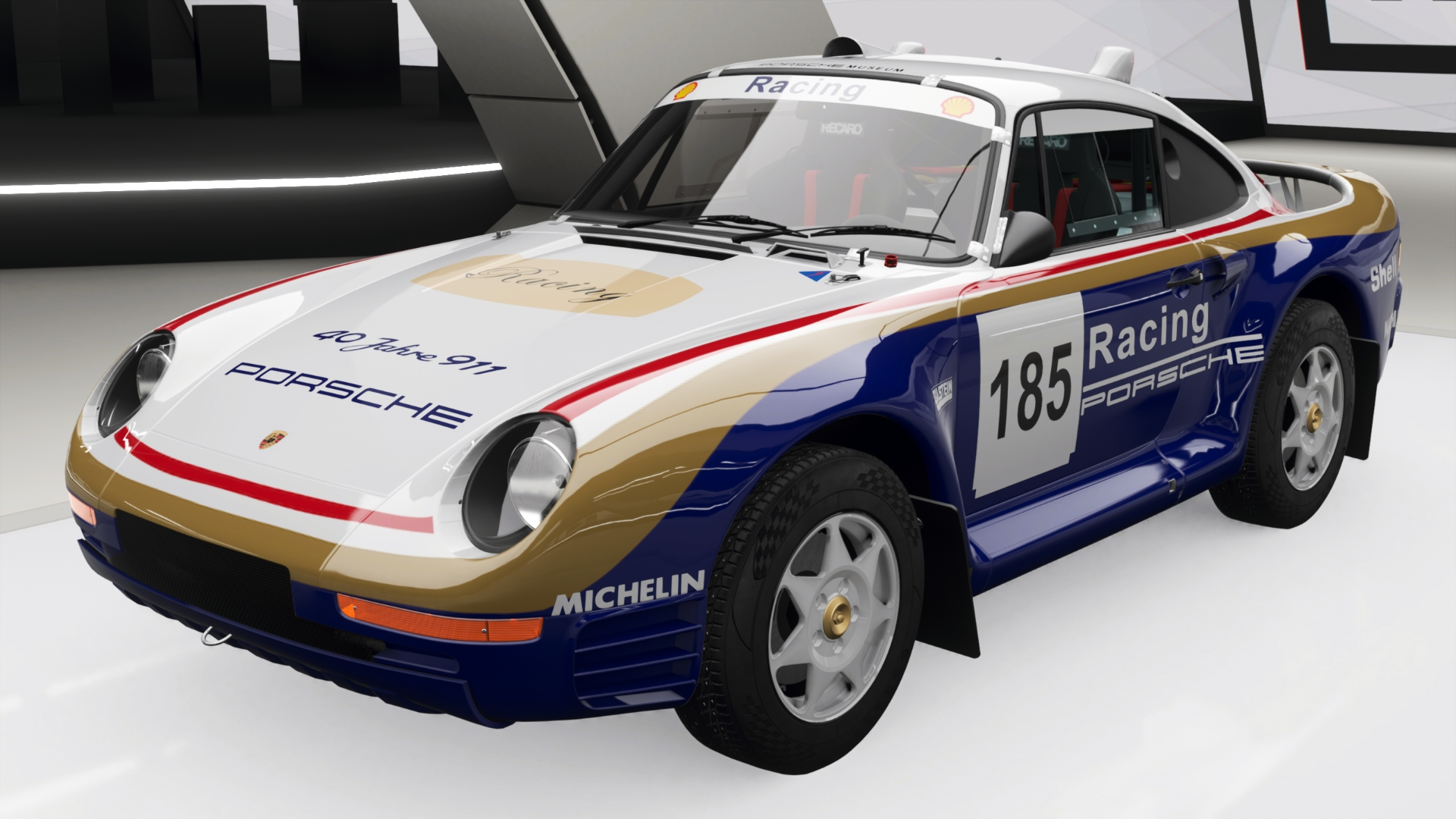 Porsche 185 959 Prodrive Rally Raid Forza Motorsport Wiki