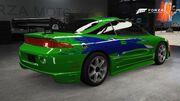 FM6 Mitsubishi Eclipse FF Rear