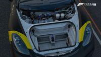 FM7 Porsche 718 Cayman GT4 Clubsport Frunk
