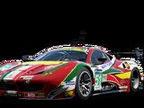 Ferrari 458 Italia GTE