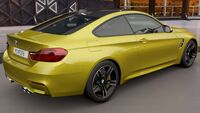 FH3 BMW M4 Rear