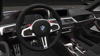 FH4 BMW M5 18 Interior