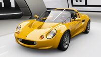 FH4 Lotus Elise 99 Front