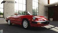 FM5 Alfa Romeo Spider QV