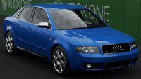 FM7 Audi S4 Front