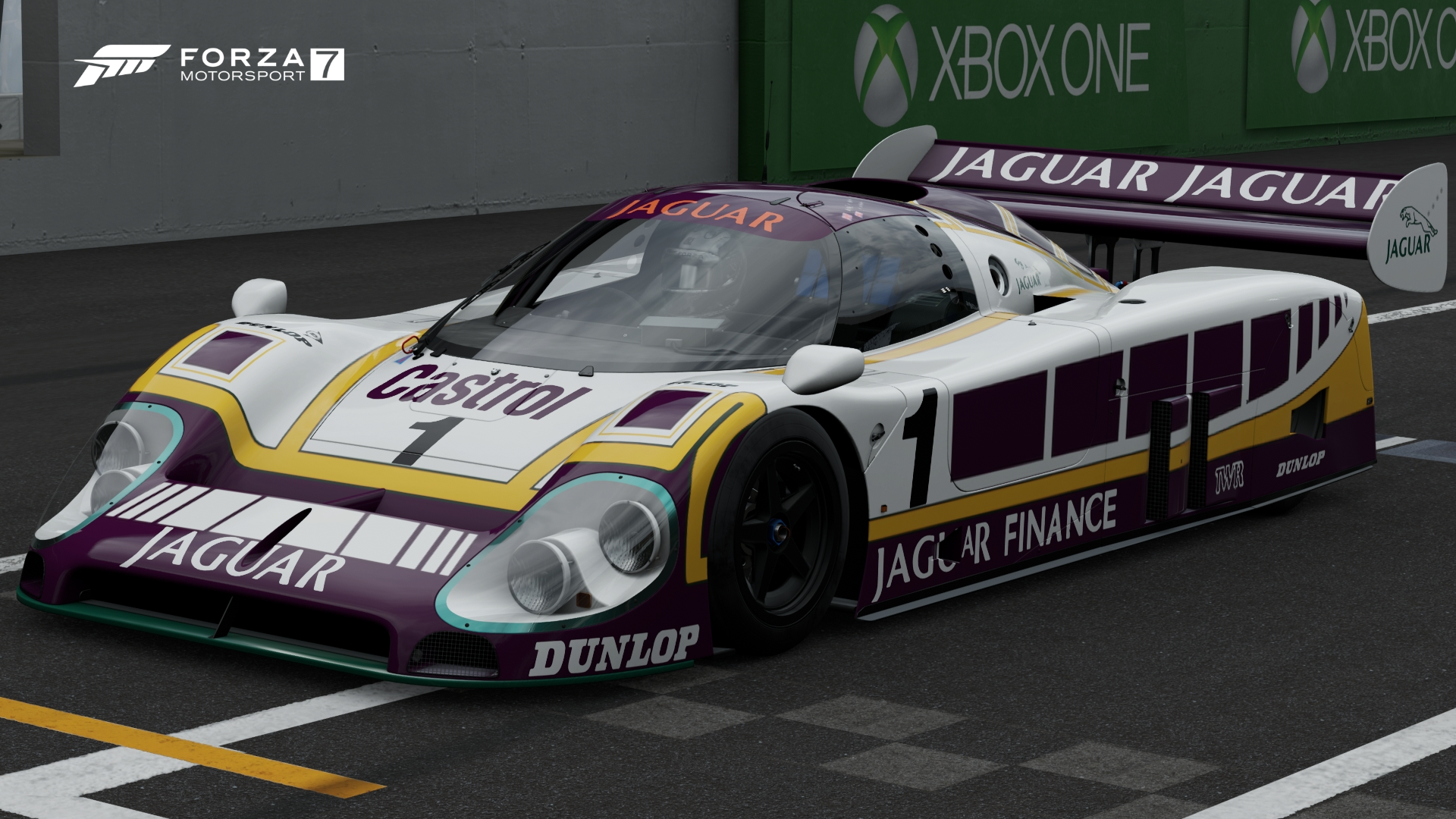 Jaguar XJR-9 | Forza Motorsport Wiki | FANDOM powered by Wikia