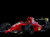 Ferrari 1 Scuderia Ferrari 641