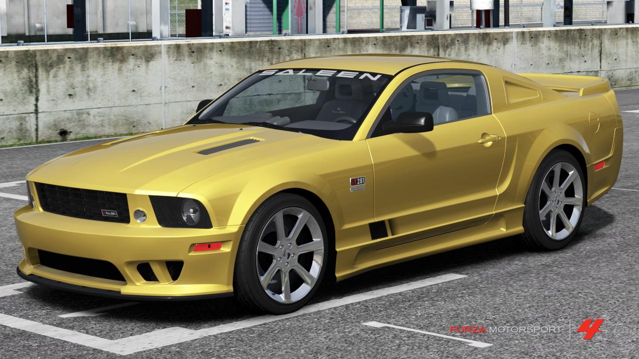 Saleen s281 e forza motorsport wiki fandom powered by wikia
