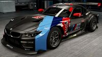 FM6A BMW 55 Z4 GTE Front