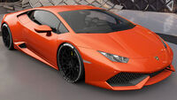 FH3 Huracan 14 HE Front